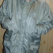 Стильная брендовая курточка аляска  Cross.Германия 2хл-3хл