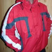 Спортивная зимняя курточка анорак лижная бренд Alpine 2хл -хл