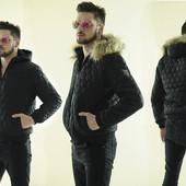 """12П1776 Куртка мужская """"Аляска соты"""""""