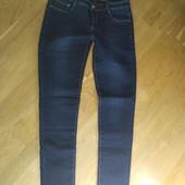 Новые! Женские джинсы Moon Light на флисе 32 размера