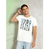 Стильная мужская футболка XXL 60/62 евро Livergy Германия