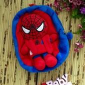 Детский рюкзак со съемной игрушкой