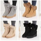 Ботинки женские зимние с мехом