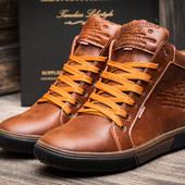 Зимние кожаные ботинки Wrangler Dakota