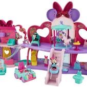 Fisher-Price Сказочный торговый центр Минни Маус disney minnie mouse - fabulous shopping mall