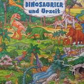 Виммельбух-динозавры