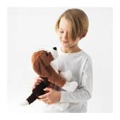 Мягкая игрушка Госиг Вальп, собака. Икеа (Ikea)