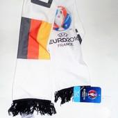 Лицензионный шарфик от УЕФА для фана