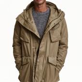 Парка куртка, H&M, L курточка