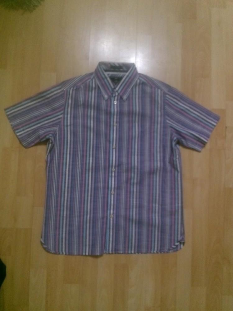 Фирменная рубашка M фото №1