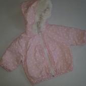 Куртка Mothercare 9-12 мес