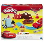 Play-Doh тачки Макквин плей дох