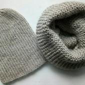 Зимний комплект из шерсти с альпакой