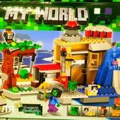 Конструктор Minecraft Lele 33060