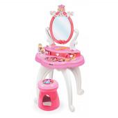 игровой Набор Туалетный Столик Disney Princess 2 в 1 Smoby 320212