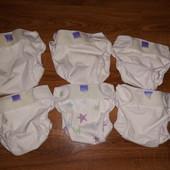 Многоразовые непромокаемые подгузники bambino Mio на 7-9 и 9-12 кг