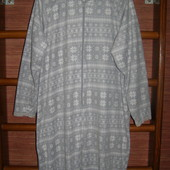 Пижама флисовая, размер L, рост до 165 см