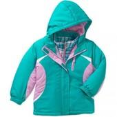Куртка Healthtex (3in1) 4 года Новая
