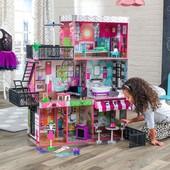 Кукольный домик Brooklyn's Loft Dollhouse KidKraft 65922