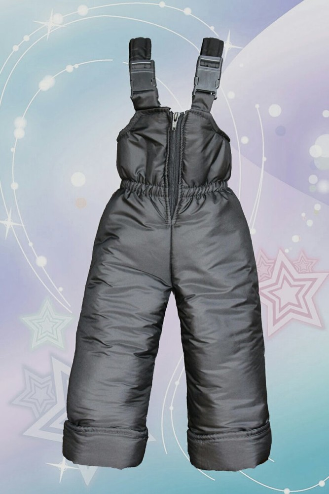 Зимний полукомбинезон (штаны). разные цвета и размеры. опт, дропшиппинг, розница. фото №1