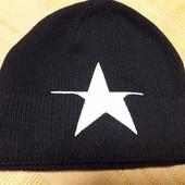 Тёплая шапка фирменная Airforce