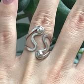 Кольцо серебряное Сириус 1568