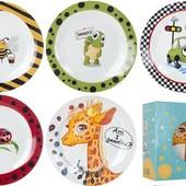 Детские наборы посуды Limited Edition 3 предмета