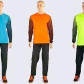 Форма футбольного вратаря First CO-018 (вратарская форма): 3 цвета, размер l-2xl