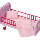 Zapf Creation Кроватка для куклы пупса 820247 baby born have fun with doctor bed