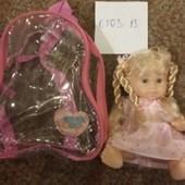 Кукла муз 0803-13  3 вида