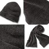 Зимний комплект - шапка и шарф от Tchibo, Германия - отличный выбор для повседневного ношения