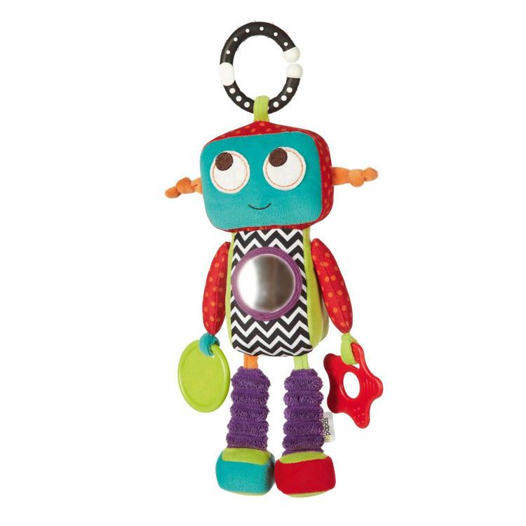 Мягкая подвеска-робот mani and beby фото №1