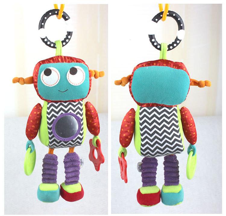 Мягкая подвеска-робот mani and beby фото №2