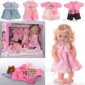 Кукла-пупс Baby Toby 30800 в подарочной коробке, 11 аксессуаров.