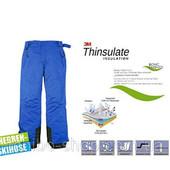 Euro 48-50-52, синие! новые лыжные штаны защита 3000 Crivit, Германия
