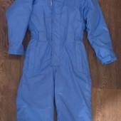 прочный зимний термо-комбинезон, аналог Reima, на 6-7 лет