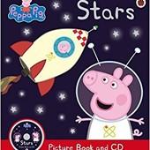 Книга на английском языке Звезды Пеппа