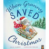 Книга Когда бабушка спасла Рождество
