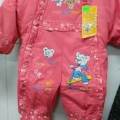 Детский комбинезон для новорожденных в ассортименте