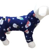 Костюм для собак теплый флисовый Dogs Bomba