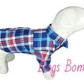 Рубашки для собак Dogs Bomba (для мальчиков и девочек)