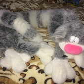 Кот игрушка УП+25 грн