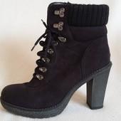 Демисезонные ботинки фирмы Graceland ( Германия) р. 40 стелька 26 см