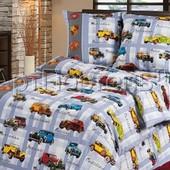 Комплект детского постельного белья, бязь ГОСТ
