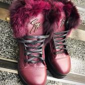 Ботинки!Зима!Размер 36,37,38,39,40 в наличии!Новинки!л2817