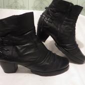 Ботинки Кожа Gabor 39 размер