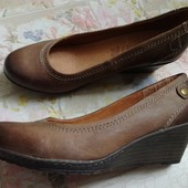 Кожаные туфли Medicus р.37,5