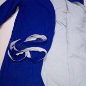 Мужской банный двухсторонний халат