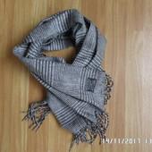 мягенький шарф