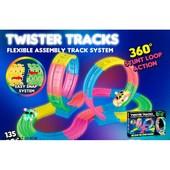 Игрушка Гибкий светящийся трек Twister Tracks 7786,7783,7788,7790